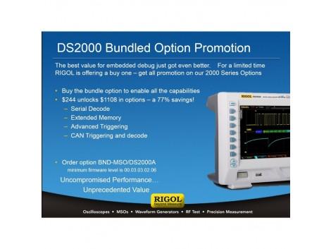 Rigol BND-MSO/DS2000A