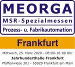 Meorga Messe Frankfurt 2020