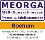 Meorga Messe Bochum 2020
