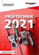 Megger Katalog 2021