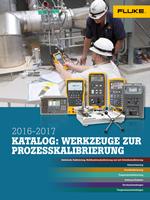 Fluke Werkzeuge zur Prozesskalibrierung 2016/2017