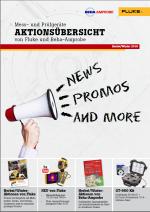 Fluke Mess- und Prüfgeräte Aktionsübersicht Herbst/Winter 2019