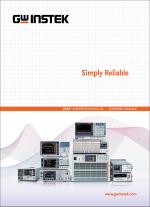 GW-Instek General Catalog 2020