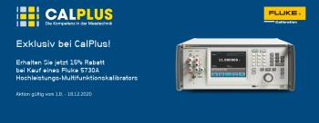 Fluke Calibration - Exklusiv bei CalPlus!
