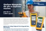 Fluke Networks: Glasfaser-Messgeräte, die alle zu Experten machen. Jetzt bis zu 2.500 € sparen.